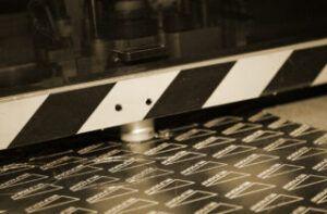 Máquina de Corte CAD