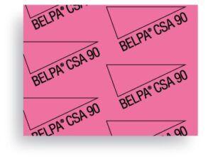 Carton Comprimido Prensado libre de amianto Belpa CSA 90