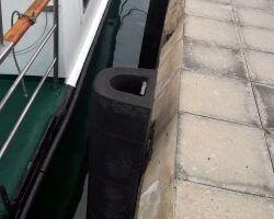 Defensa para muelles embarcaciones