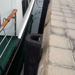 defensa para embarcaciones