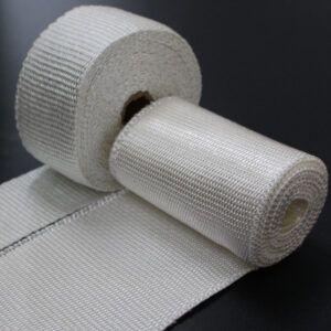 tejido de fibra de sílice