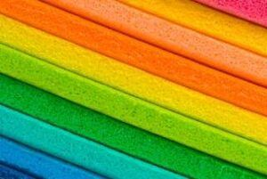 Goma EVA colores