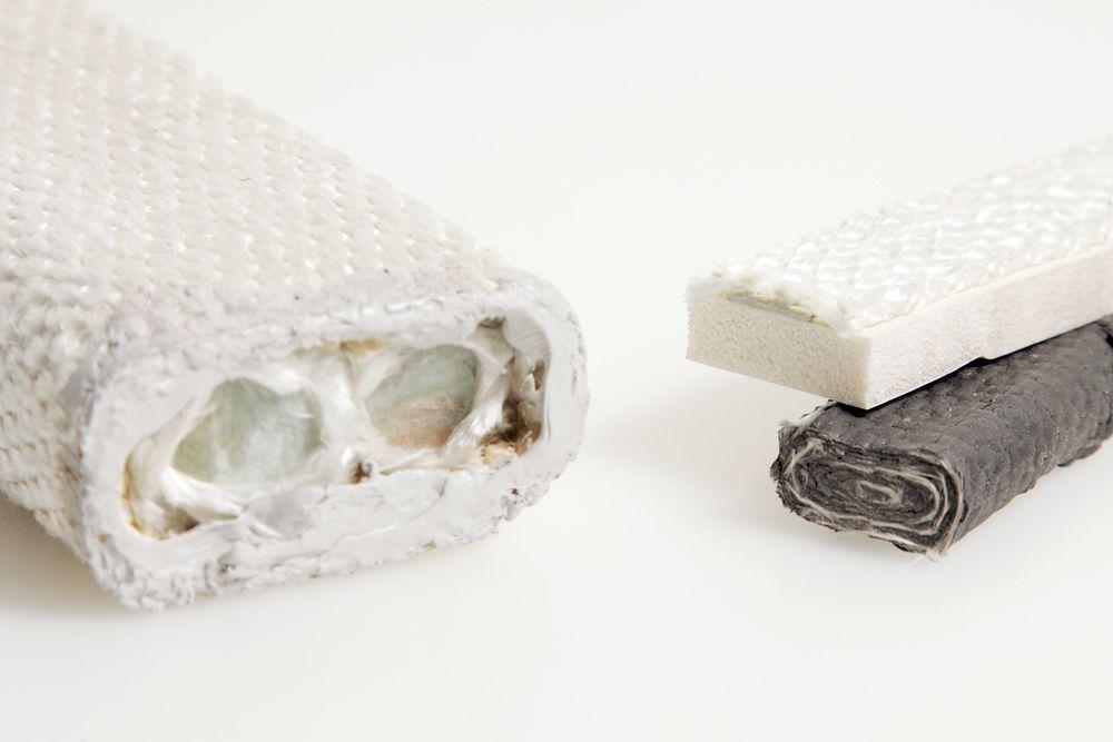 juntas textiles de sellado