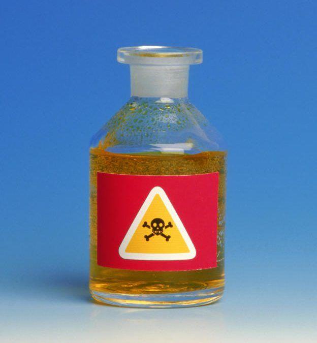 Más de 600 sustancias químicas tóxicas están fuera de control en la UE