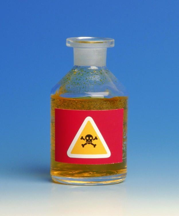 Sustancia tóxica